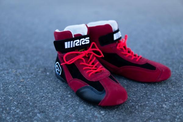 Závodnické boty s FIA homologací
