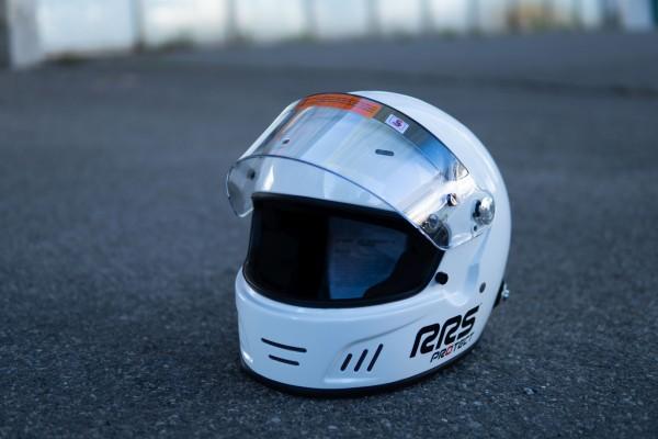 Integrální helma s intercomem